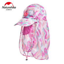 NatureHike-New Adjustable UV Protection Unisex Women Men Summer Sun Visor Hat