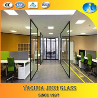 Office Partition Glass Wall Prices In