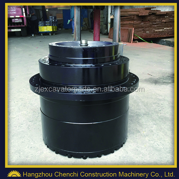 DH220-5 excavator final drive travel gearbox assembly