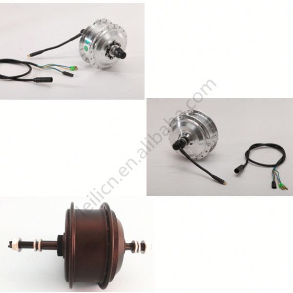 brushless motor electric motor for bicycle 36v350w,electric tricycle hub motor