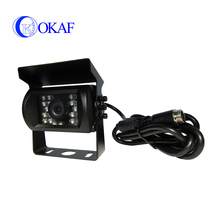 Weatherproof analog CCTV 700TVL IR Camera Sony CCD Monitor Rearview Mirror Parking Sensor Car Reverse Camera