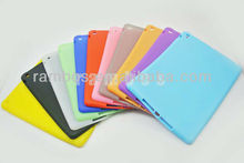 Soft Protective Silicon Case Cover for ipad 5