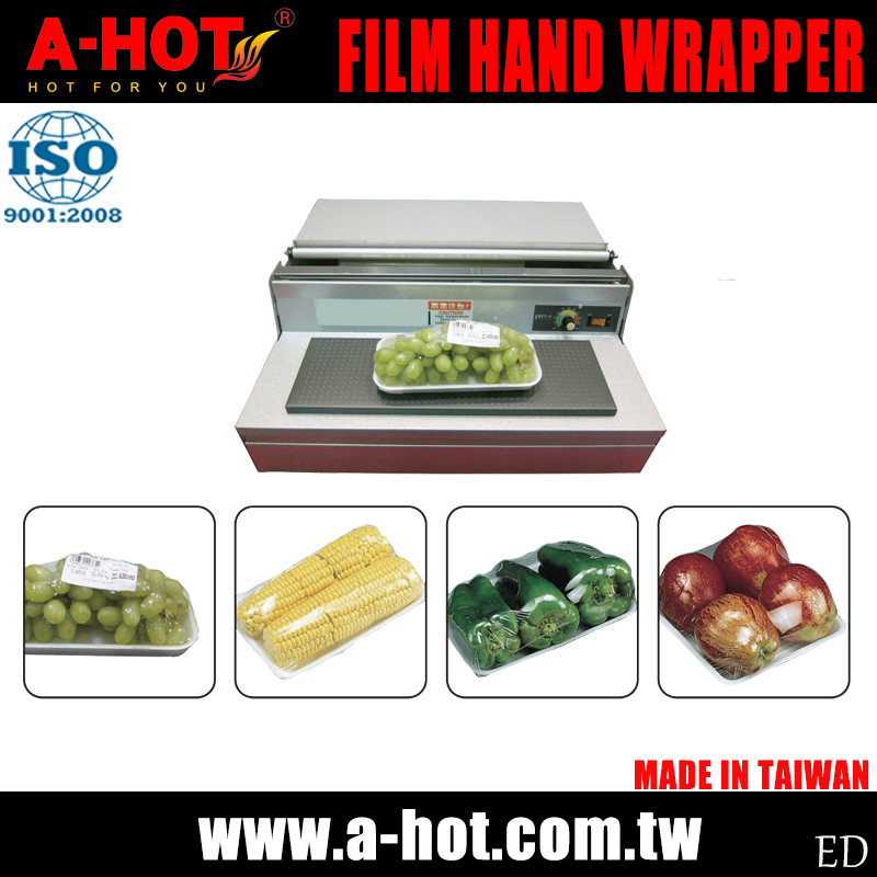 Food Fruit Meat Fish Film Hand Wrapper