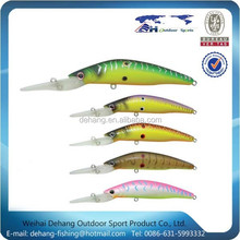 High Quality 3d Eye Good Simulation Lifelike Bass Fishing Equipement