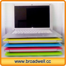 13.3 inch VIA8880 Dual Core Cheap Laptop With Webcam With 2 Standard USB RJ45 Bluetooth 1G/8G