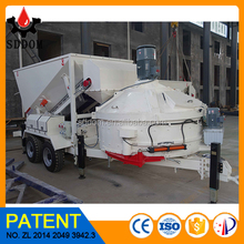 mobile concrete admixture mixing plant cyclone cement plant