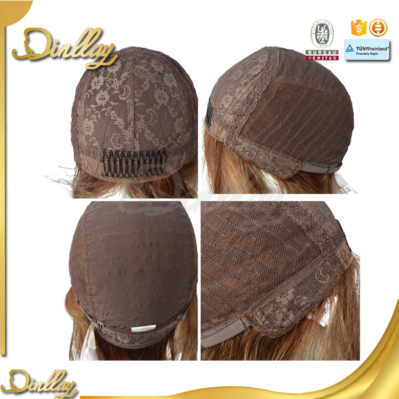 Best Selling Stock European Human Remy Hair Jewish Wig Manufacturer
