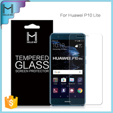 Top quantity new product anti-fingerprint tempered glass mobile phone screen protector for Huawei P10 lite
