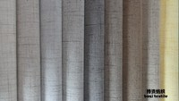 linen fabric upholstery fabric hometextile fabric for sofa curtain