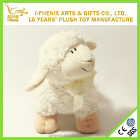 Soft baby bedding toy cute sheep plush toy wholesale stuffed toy lamb