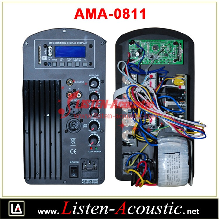 160 Watts Speaker Analog Amplifier Module AMA-0811