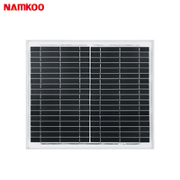 good supplies hot sale monocrystalline mini power home solar panels