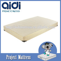 Modern Baby Crib Bed Base Hotel Furniture Box Spring Mattress For Sale