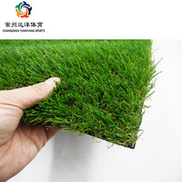 Soft Feel Natural Colour Artificial Turf
