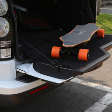 New unisex outdoor boosted electric skateboard 2017 for adults