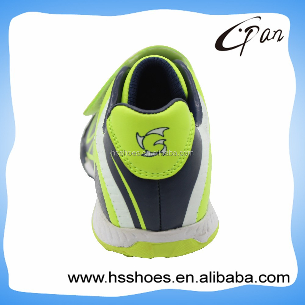 Fashion indoor and outdoor sport soccer shoes