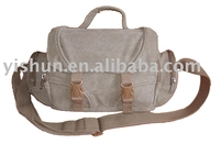 Deluxe Heavy Canvas Camera/Video Bag