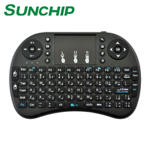 New Private Fly Air Mouse with Led light mini keyboard