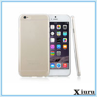 Ultrathin Soft Tpu Cell Phone Case Back Cover For Iphone 6 K141105-6