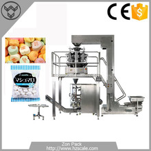 Candy Confectionery Weighing and Packing Machine