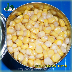 2015 good quality and competitive price non gmo canned food yellow maize price