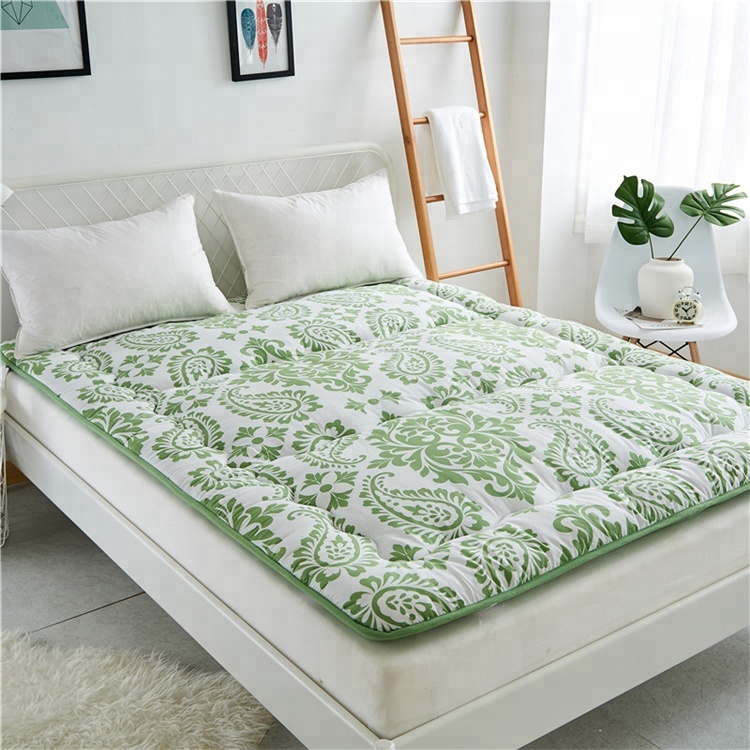 Custom Printed Folding Sleeping pad bed mattress bed mat wholesale manufacturer in china - Jozy Mattress | Jozy.net