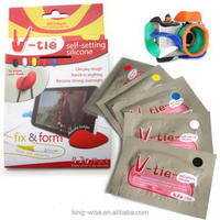 Christmas gift items V-tie Sugru Liquid Silicone 7g/pc Diy Glue Sugru