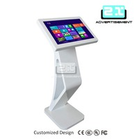 Most Popular Floor Standing Touch Screen