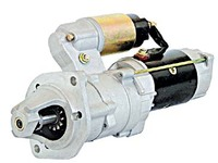 starting motor for komatsu PC200-3 excavator engine parts