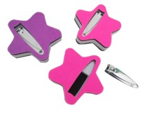 Lowest price 4pcs promotion manicure set of China