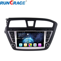 android 8inch navigation touch screen car radio gps for hyundai i20 accessories