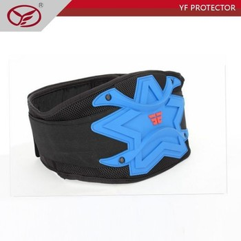 Belt Motocross back protection belt Protective Gear One Size