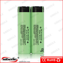 Genuine NCR18650 3.6V 3400mAh Li-ion Rechargeable Battery Japan