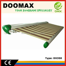 Plastic End Cap Door Rain Canopy Awning