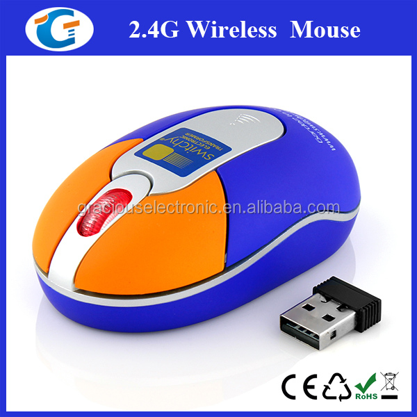 Finger mini 2.4ghz wireless mouse