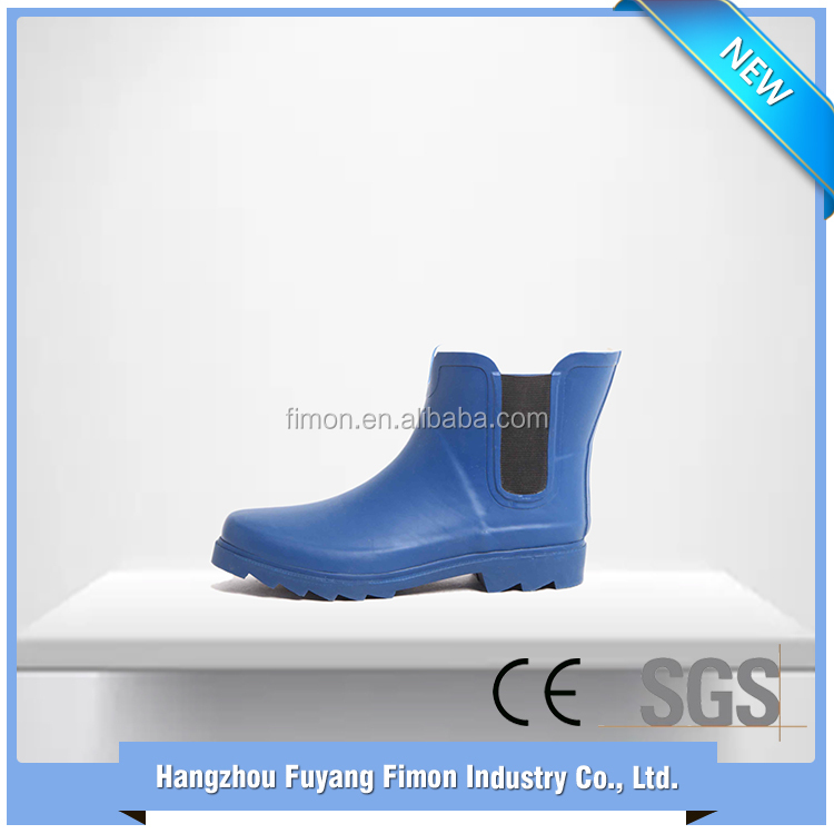 with factory price custom made women rain boots