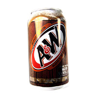 A and W Root Beer 24 x 355ml