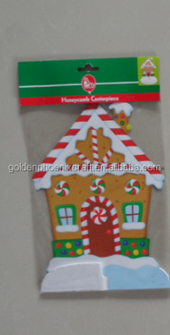 Paper Craft, Hanging Decorative christmas Honeycomb