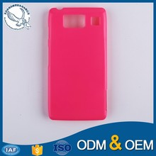 China factory processing custom plastic women pink phone case ,cute mobile phone case products