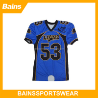 american football shirt&american football t shirt&custom made football jerseys