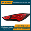 HYUNDAI SONATA 2012-UP LED Tail Light (ISO9001&TS16949)