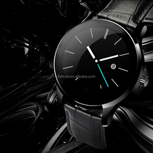 2016 new products touch screen clear voice talking watch,waterproof smart watch compatible phones