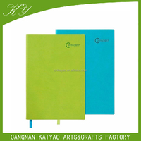 Wholesale Classic business A6 diary agenda notebook cover