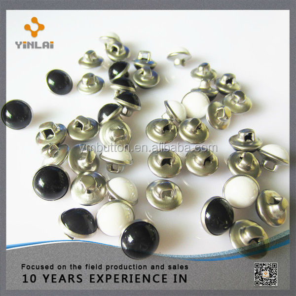 Stainless steel button made in China