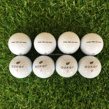 4 Layers Golf Ball Urethane, White Golf Ball Tournament by Fantom---338 Seamless Dimples