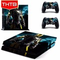 Wholesale Transform vinyl skin sticker for ps4 console decal