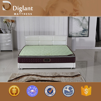 new thin far infrared negative ion vibrating mattress