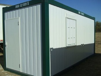 20 foot Portable Office Container
