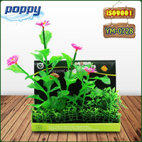 POPPY YM- 0728 decorative aquarium fish products accessories