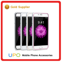 [UPO] 2.5D Round edge Curved Full Cover Tempered Glass Screen Protectors for Apple iPhone 6S